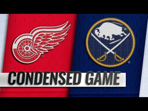 02/09/19 Condensed Game: Red Wings @ Sabres