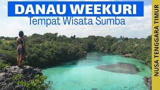 Danau Weekuri Sumba Barat Daya! Tempat Wisata di Sumba