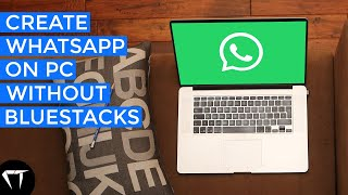 Gambar cover How To Install WhatsApp On PC Or Laptop Without BlueStacks | CYBERTECH