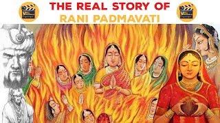 The Real Story of Rani Padmavati, Ratan Singh and Alauddin Khilji