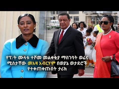 Dr. Mulatu Teshome's letter of resignation & The untold story of Meaza Abraham