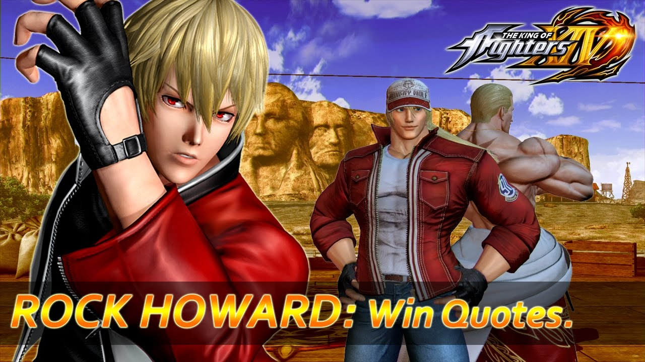 Kof Xiv Rock Howard Win Quotes Youtube For female heavy metal singers, see list of female heavy metal singers. kof xiv rock howard win quotes