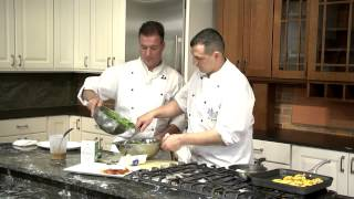 Come Dine With Me Wny Presents Western Door's Grilled Peach Salad