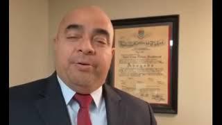 Testimonio Abogado Venezolano  jose luis ochoa