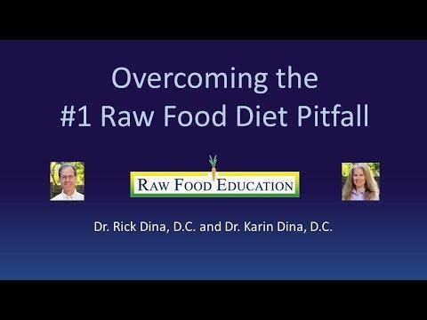 Overcoming the #1 Raw Food Diet Pitfall Webinar 2017