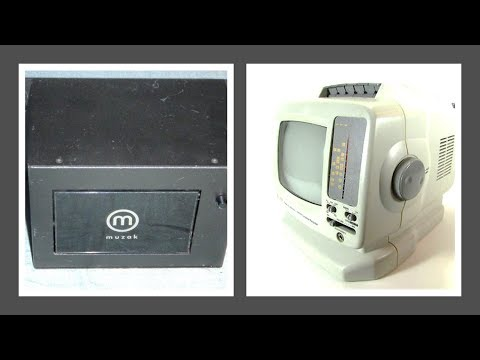 2000 GPX TV/Radio Plus Muzak Cassette Music on Hold
