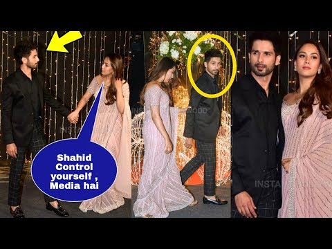 Priyanka's ex bf Shahid Kapoor Drunk and very Sad at her wedding reception