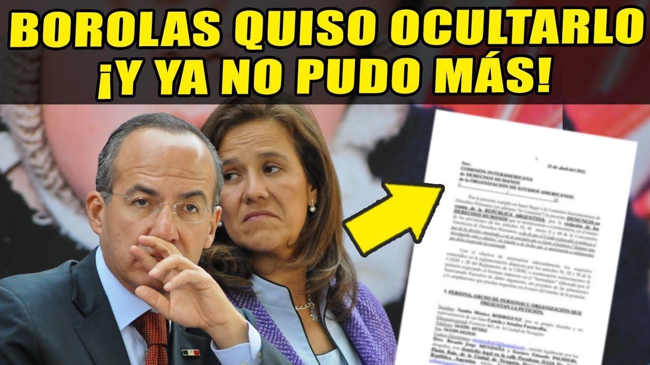 DE ULTIMO MINUTO! REABREN CASO QUE PUEDE HUNDIR A BOROLAS Y MARGARA. YA NO PUEDEN PARARLO