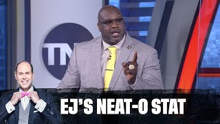 Shaq is Back With More Gas Mathematics | EJ's Neat-O Stat
