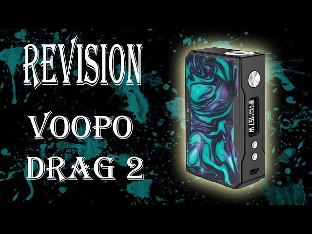 VOOPOO Drag 2 Kit & VOOPOO Drag Revisión y Comparación en Español