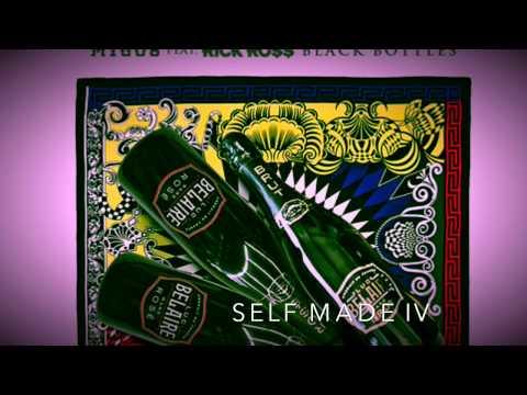 MIGOS Ft. Rick Ross - Black Bottles (Self Made 4)