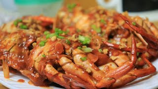 SWEET AND SPICY CRAB | ALA SWABETIME