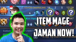 ITEM MAGE JAMAN NOW! (UPDATE BARU)