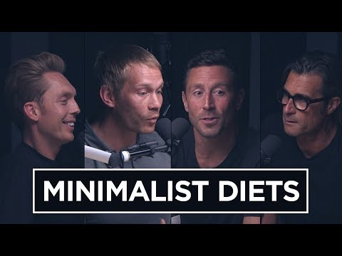 Ep. 184 | Minimalist Diets (With Rich Roll, Dr. Paul Saladino, and Dr. Tommy Wood) thumbnail