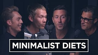 Ep. 184 | Minimalist Diets (With Rich Roll, Dr. Paul Saladino, and Dr. Tommy Wood)
