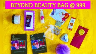 Beyond Beauty Bag Nov 2017 | 999 edition | Unboxing and Review thumbnail