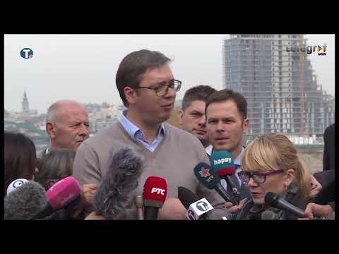 Vučić riba Malog: Pa, što se zgrada tako zove?!