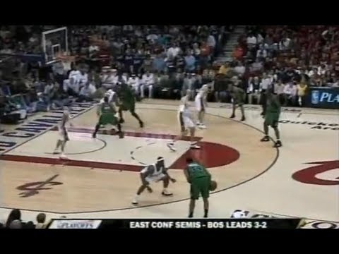 NBA 2008 Playoffs- Boston Vs Cleveland- Game 6