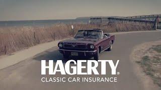 Guaranteed Value: Hagerty TV Commercial