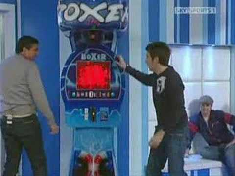Soccer Am Punch Off