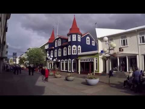 Caribbean Princess visits Akureyri, Iceland on September 10, 2015