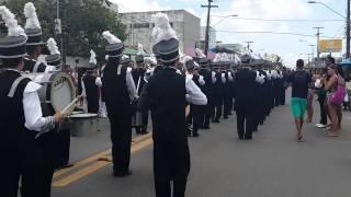 Banda Marcial CEB - Desfile de Mangabeira 2014