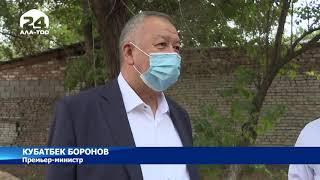 Строительство дополнительной инфекционной больницы идет согласно установленному сроку