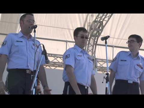 USAF Band of the Pacific-Asia Pacific-Showcase 米空軍太平洋音楽隊アジア パシフィックショーケース 武蔵村山デエダラまつり