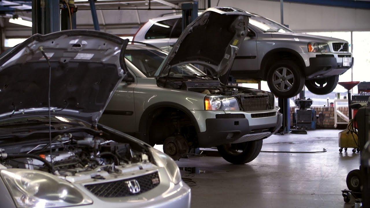 Professional Automotive Repair Auto Repair Shop In