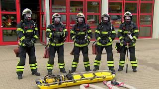 Hessischer Feuerwehrpreis 2017 für die Sondereinheit ANTS der Feuerwehr Langen