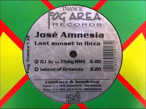 Jose Amnesia - Last Sunset In Ibiza (Dj Jo Vs Tibby Remix)
