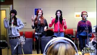 신동의 심심타파 - BESTie - Pitapat(Live), 베스티 - 두근두근(Live.) 20140102