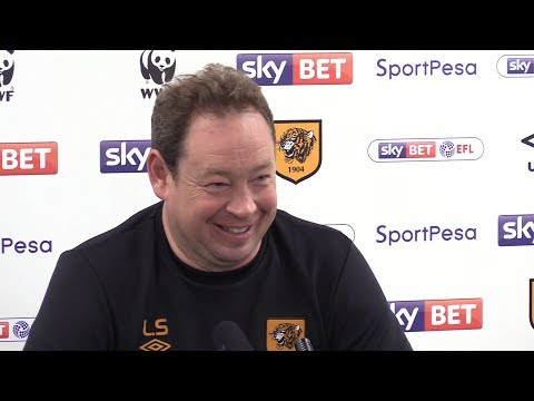 Leonid Slutsky Unveiled As Hull City Manager - Full Press Conference