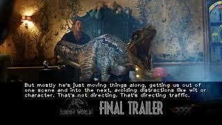 'Jurassic World: Fallen Kingdom' review: Franchise and Chris Pratt's half-baked Harrison Ford act g