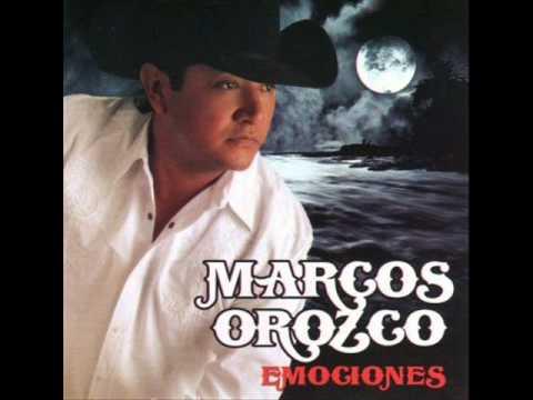 Marcos Orozco - Por que me haces llorar