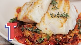 grilled cod fish recipe