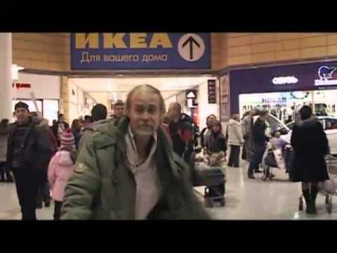 Видео, Танцевальный Флешмоб - Танцы в торговом центре