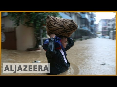 Scores killed, millions displaced as monsoon batters South Asia