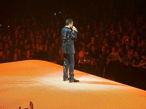 George Michael  Im Never Gonna Dance Again  25  Tour  Rotterdam Ahoy  December 2006