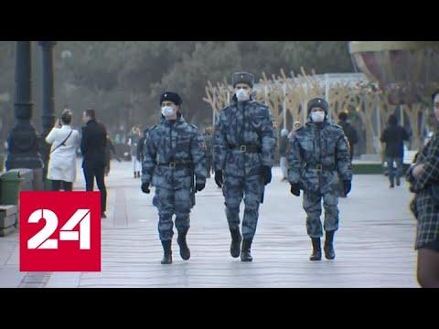 Власти Севастополя просят россиян не приезжать в город во время карантина - Россия 24