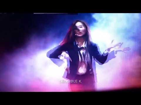 170818 Red Velvet SEULGI 'Solo Dance' @ Red Room Concert in Seoul D-1 (WEARING SUIT!!)