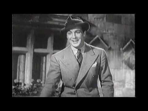 A Yank At Oxford TV Promo Trailer 1938 Robert Taylor Lionel Barrymore  Maureen O