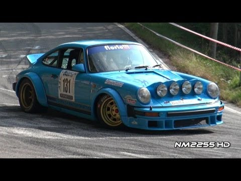 Porsche 911 SC Rally Special INSANE SOUND!