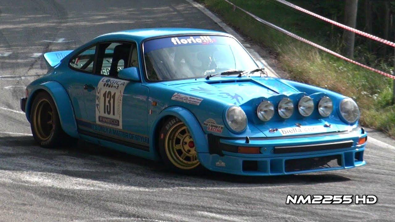 Porsche 911 Sc Rally Special Insane Sound Youtube
