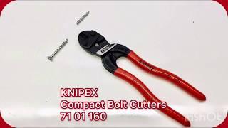 クニペックス      小型ボルトカッター     71 01 160