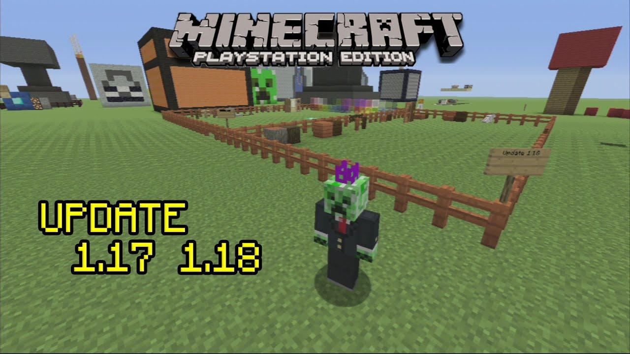 Minecraft Xbox 360 Update 17 - Year of Clean Water