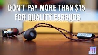 Video $15 Earbuds Reign Supreme - KingYou Earbuds Review download MP3, 3GP, MP4, WEBM, AVI, FLV Juni 2018