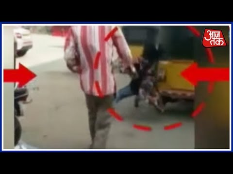 Hyderabad: Woman dragged for several metres by angry auto-driver