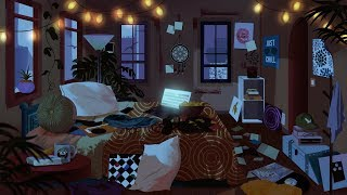 in my bedroom. [lofi / jazzhop / chill mix]