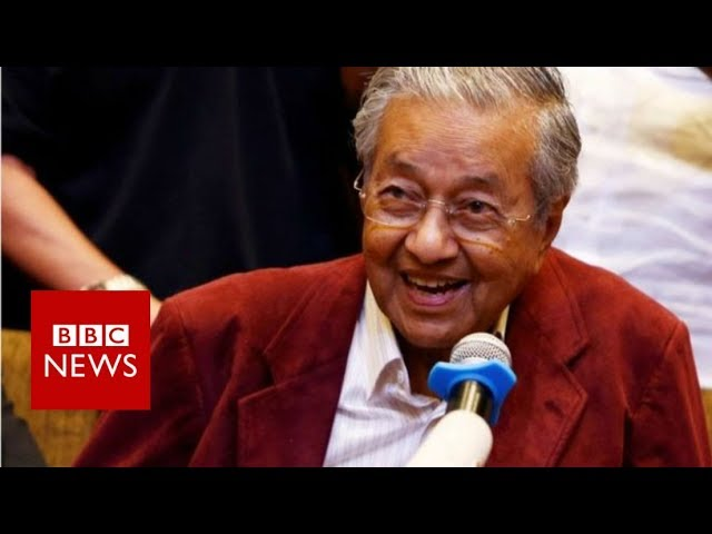 Malaysia to swear in world's oldest leader- BBC News